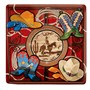 Giddy Up Cowboy 10 Square Dinner Plates (8 count)