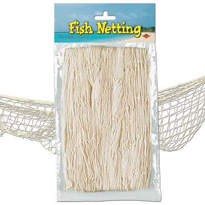 12 Fish Netting for the 2015 Costume season.