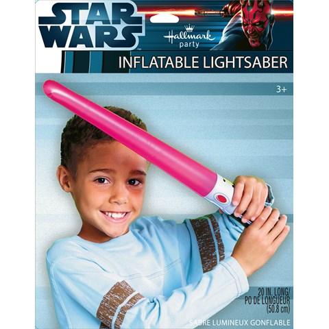 Star Wars Inflatable Lightsaber
