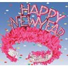 Happy New Year Regal Tiara Asst.