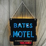 Bates Motel Sign, Official