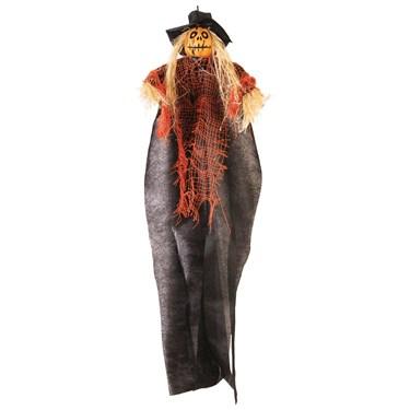 """24"""" Pumpkin Scarecrow Hanging Prop"""