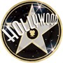 Hollywood 7 Metallic Dessert Plates (8 count)