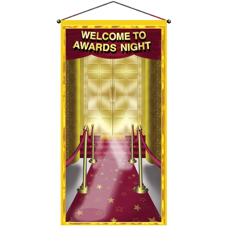 5 Awards Night Door Panel for the 2015 Costume season.
