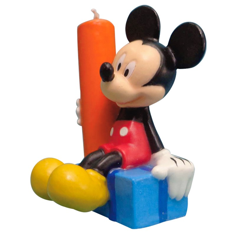 Disney Mickeys Clubhouse Molded Candle for the 2015 Costume season.