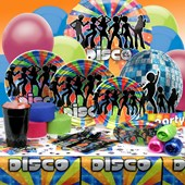 70's Disco Deluxe Party Kit