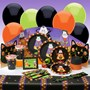 Candy Corn Kids Deluxe Halloween Party Kit