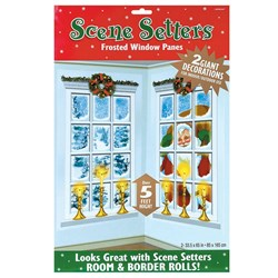 5' Frosted Window Panes Add-Ons