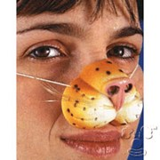 Nose Tiger With Elastic