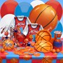 All-Star Basketball Deluxe Party Kit