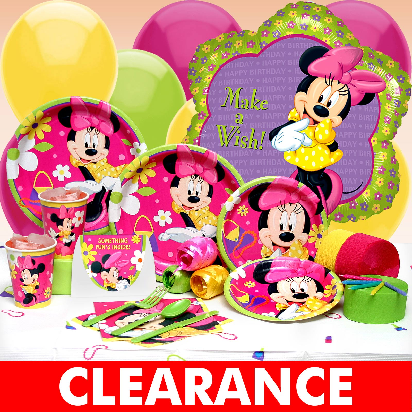 Impressive Minnie Mouse Birthday Party Decorations 1600 x 1600 · 444 kB · jpeg