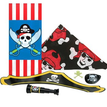Pirate Party Favor Kit