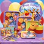 Pooh's Together Times Deluxe Party Kit