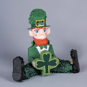 Leprechaun Decorator Pinata