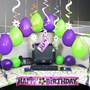 Happy Birthday Flower Cubicle Kit
