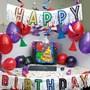 Happy Birthday Fringe Cubicle Kit