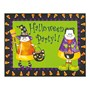 Candy Corn Kids Invitations (8 count)