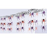 12' Spider Frenzy Ceiling Decoration