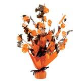 Bat & Pumpkin Centerpiece