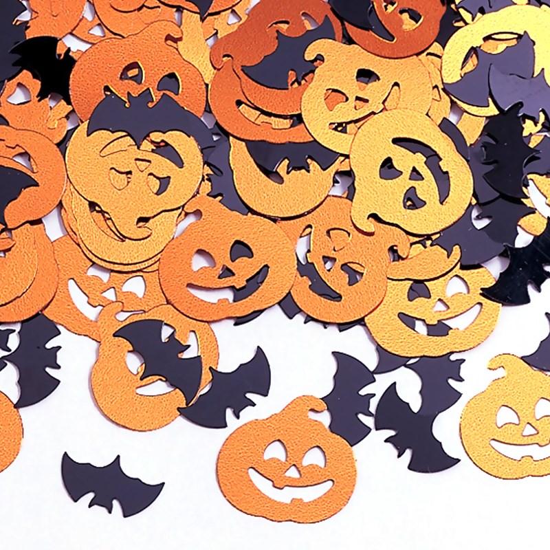Bats Pumpkin Confetti for the 2015 Costume season.