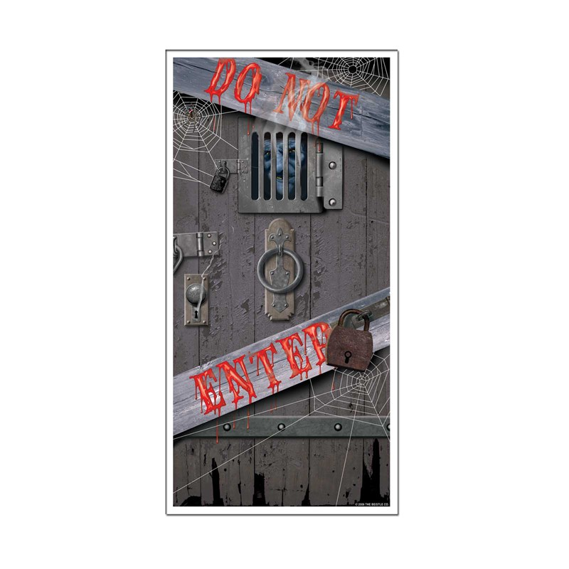 5 Haunted Halloween Door Cover for the 2015 Costume season.