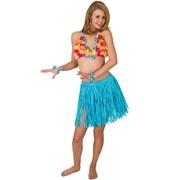 Paper Hula Mini Skirt  Adult