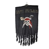 Pirate Halloween Banner
