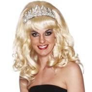 Beauty Queen Wig - Blonde