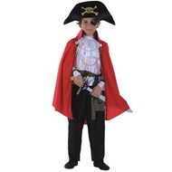 Pirate Cook Royal Collection Child