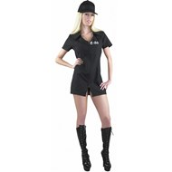 CSI Double Zip Dress  Adult