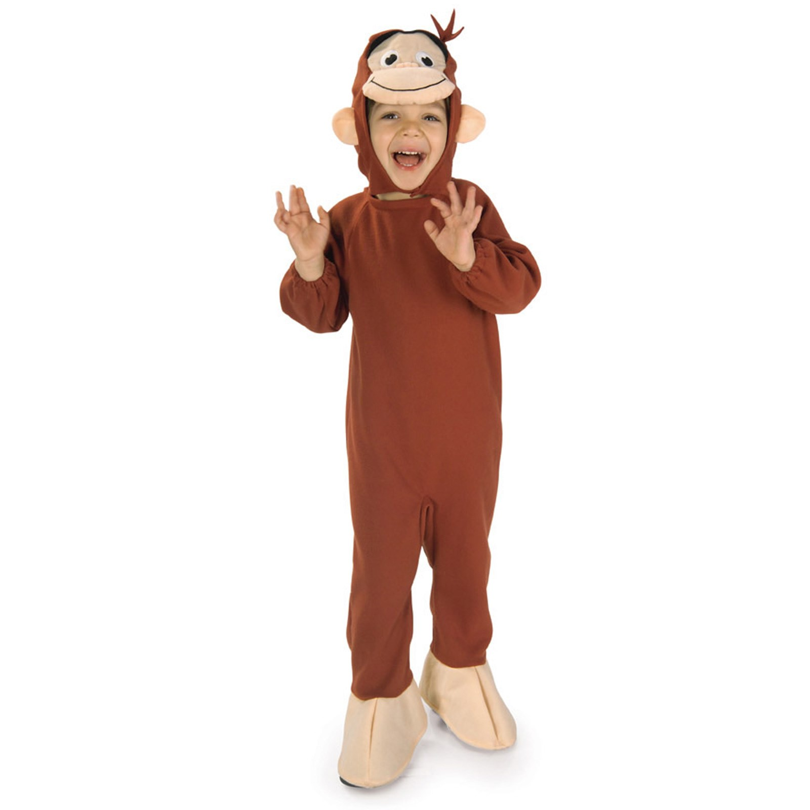 Curious George Toddler / Child Costume
