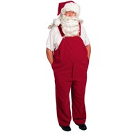 Father Christmas Overalls Adult