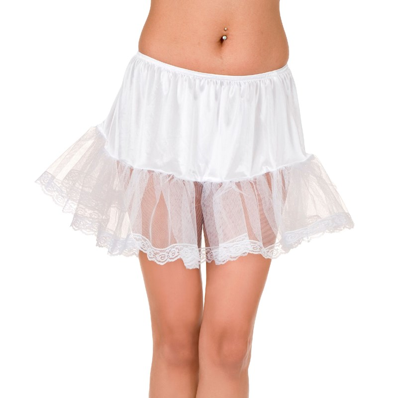 Lace Petticoat (White) Plus for the 2015 Costume season.