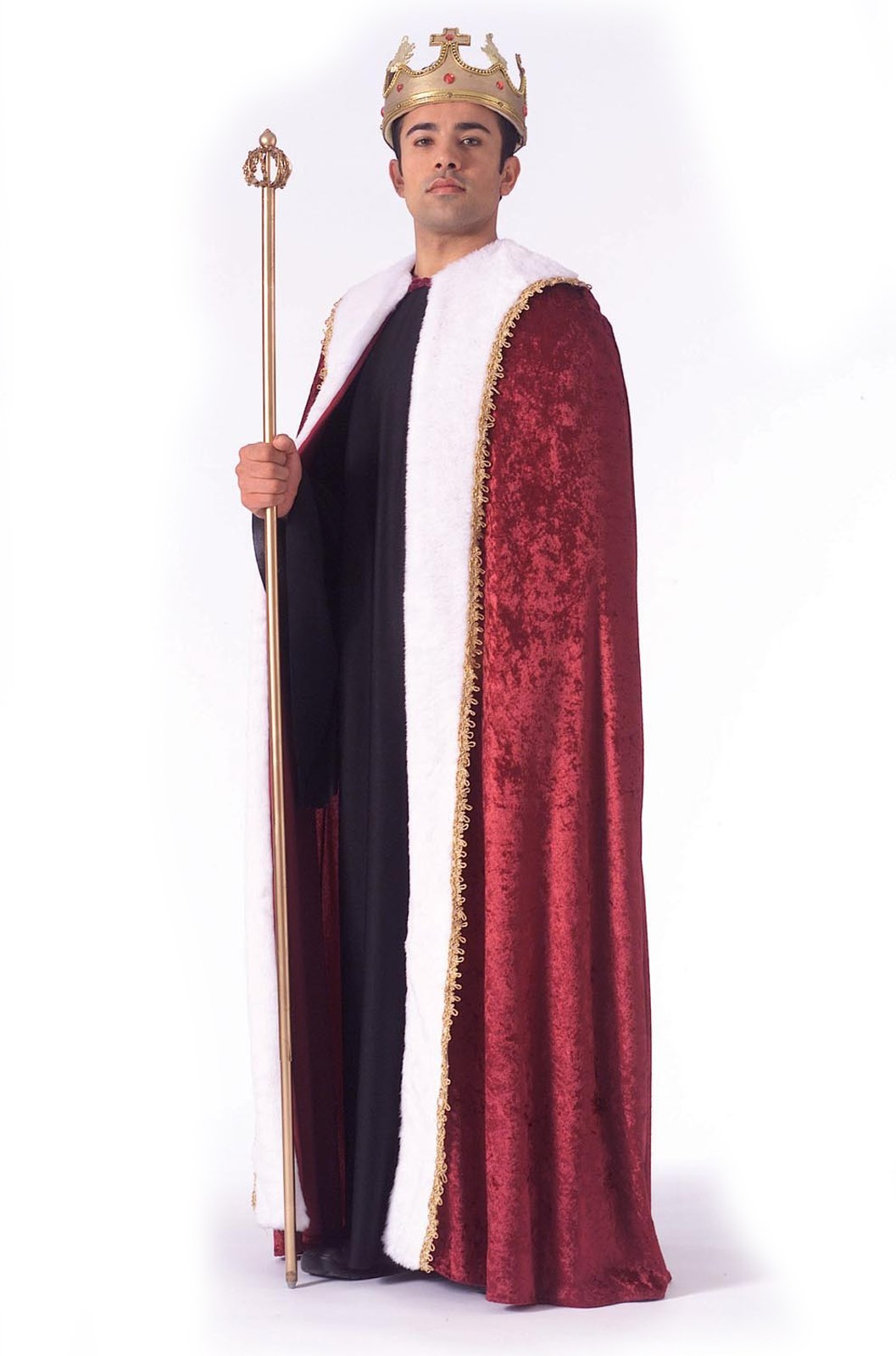 Image of King Robe Adult Costume