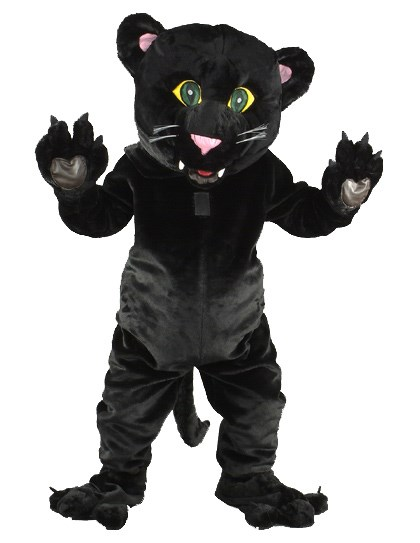 Parker Panther Mascot Adult Costume Buycostumes Com