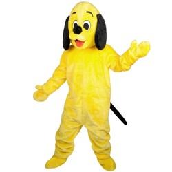 Sunny the Dog Mascot Adult