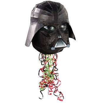 Star Wars 3D Helmet Shaped Pull String Pinata