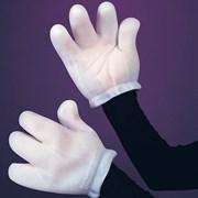 Cartoon Hands, Rubber