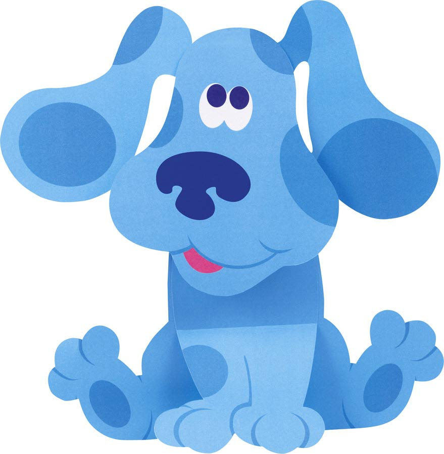 images of blue clues is it for parties is it free is it cute