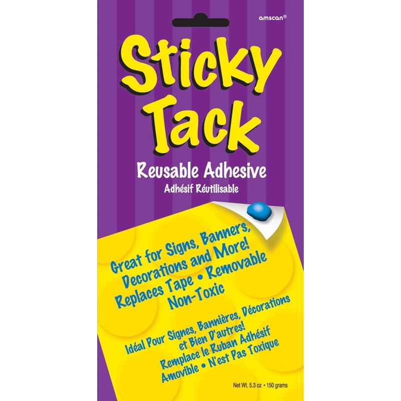 Sticky Tack Value Pack (5.3 oz.) for the 2015 Costume season.