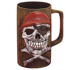 Pirate Beer Mug