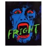 Fright Window Cling