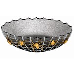 Sparkle Spider Large Bowl