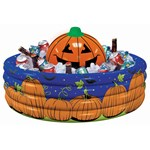 Inflatable Pumpkin Cooler