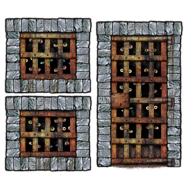 5 Dungeon Dweller Props Wall Add Ons for the 2015 Costume season.