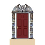5' Stone Castle Eerie Entrance