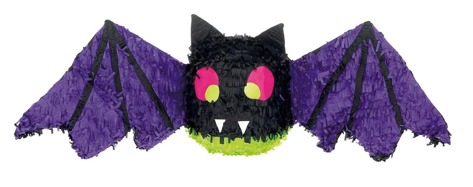"""Image of 40"""" Bat Pinata"""