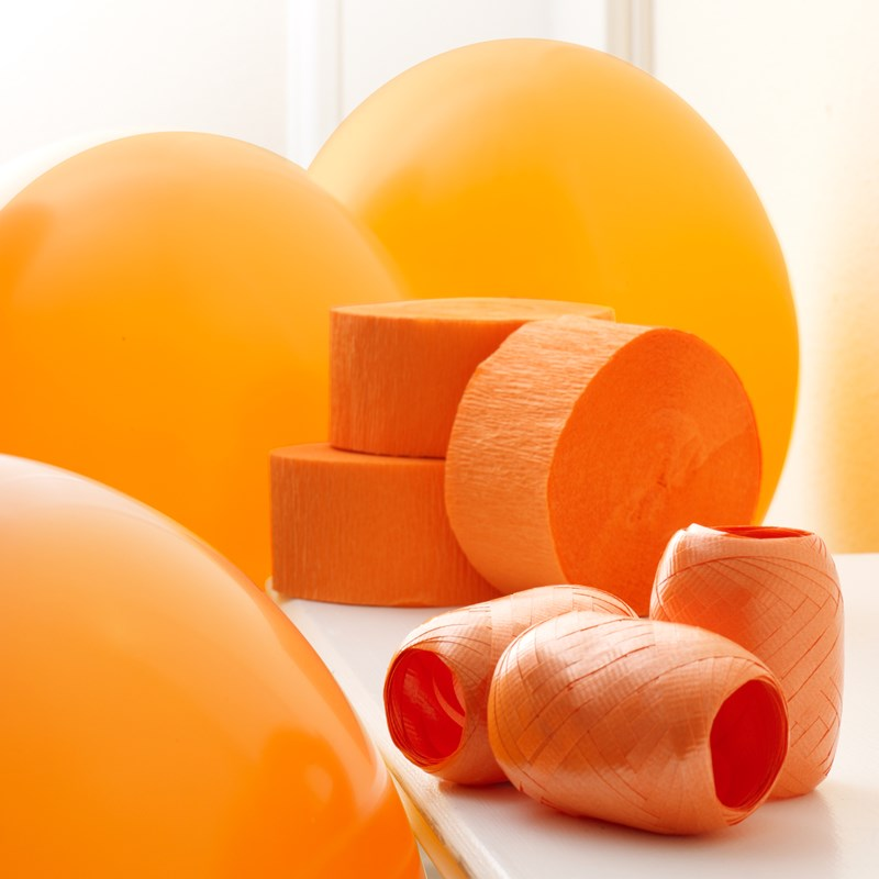 Orange Decorating Kit for the 2015 Costume season.
