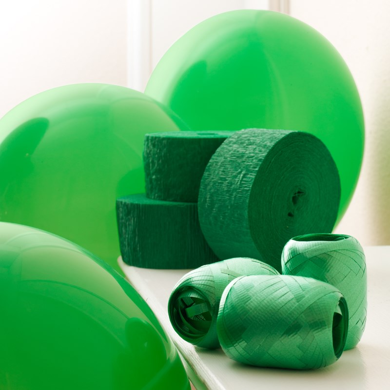 Green Decorating Kit for the 2015 Costume season.