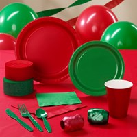 Red Green Party Supplies